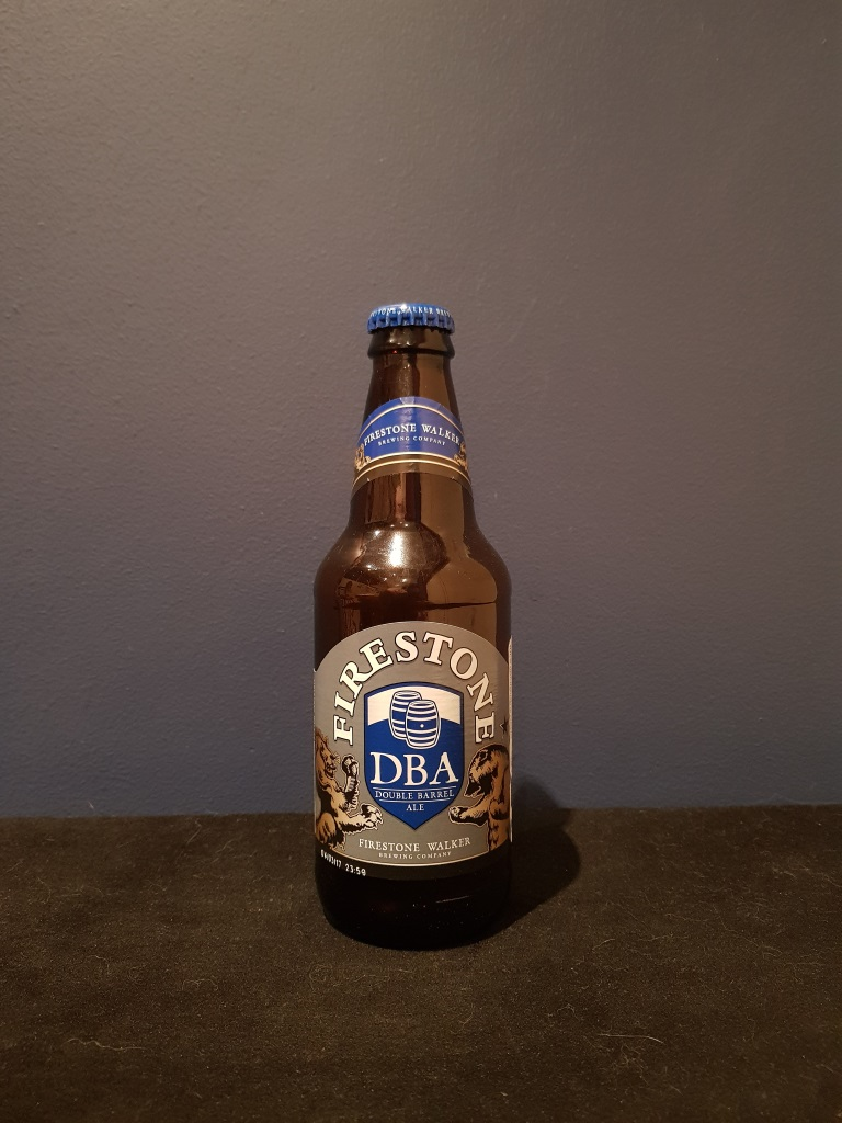 DBA Double Barrel Ale