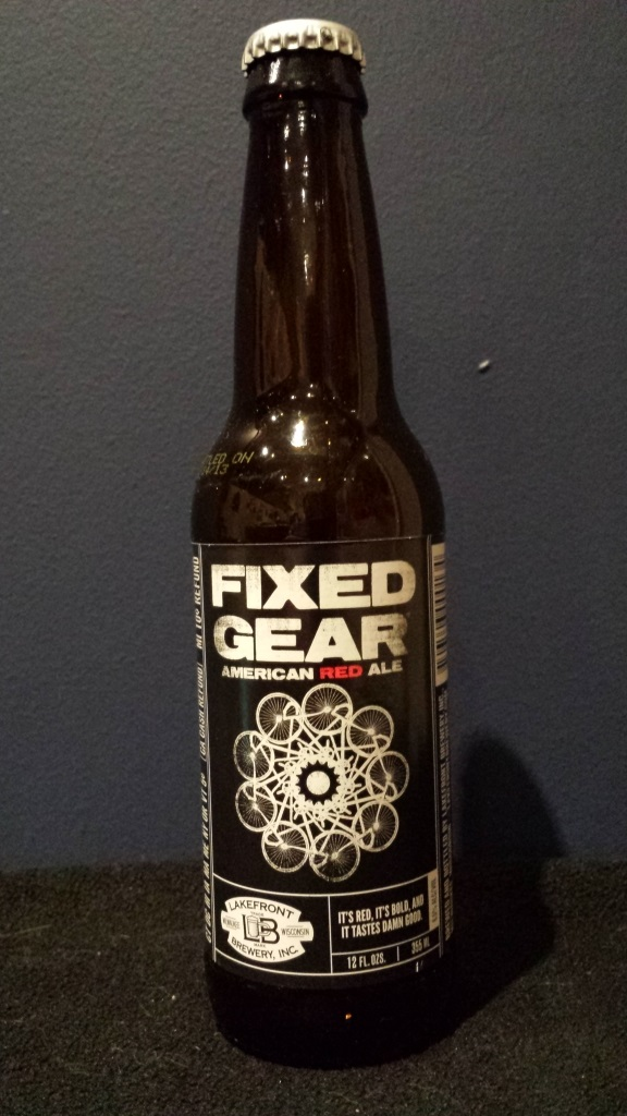 Fixed Gear American Red Ale