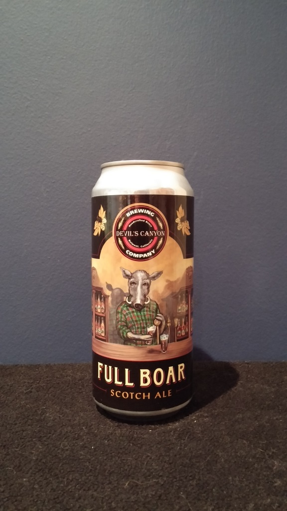 Full Boar Scotch Ale