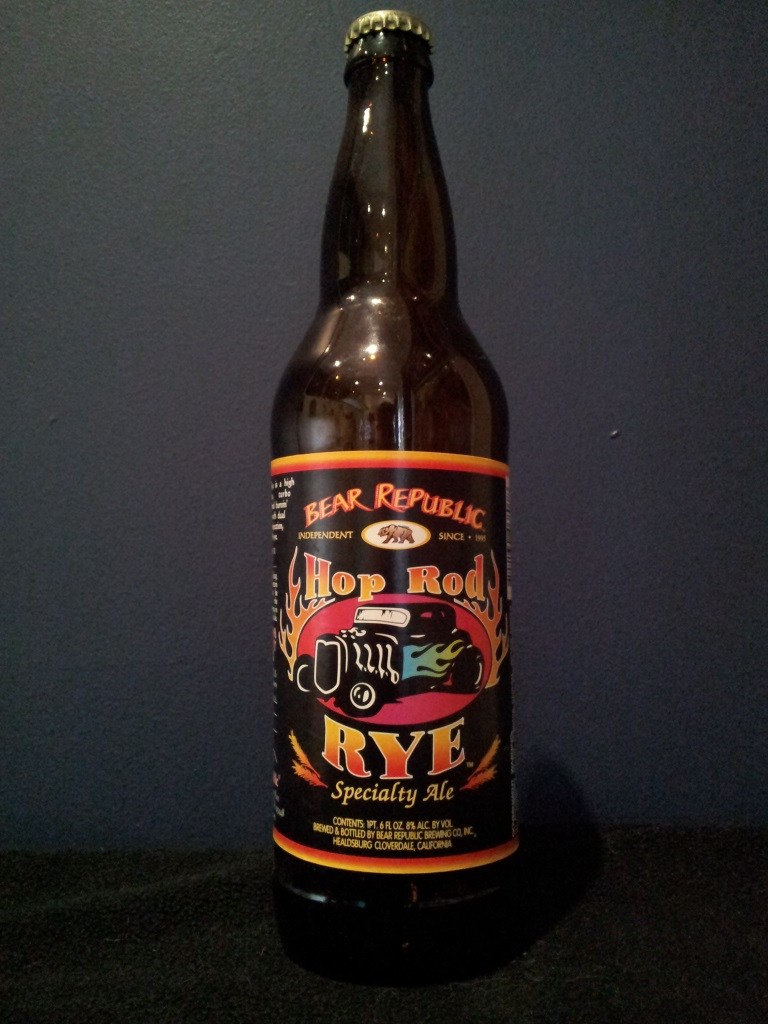 Hop Rod Rye Specialty Ale