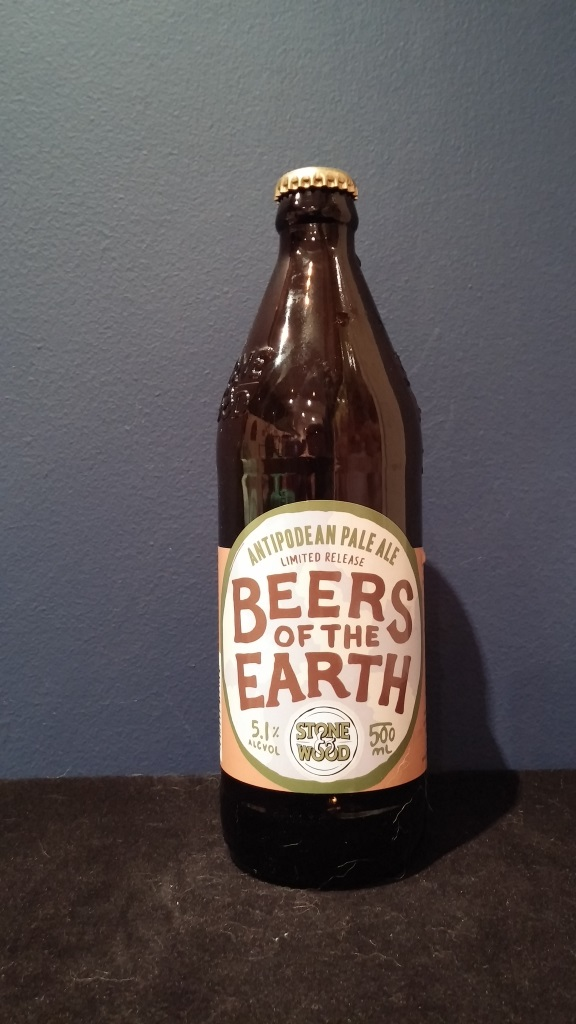 Beers of the Earth Antipodean Pale Ale