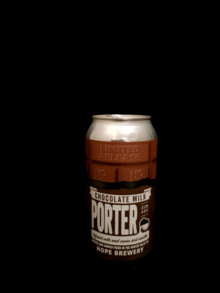 Chocolate Milk Porter