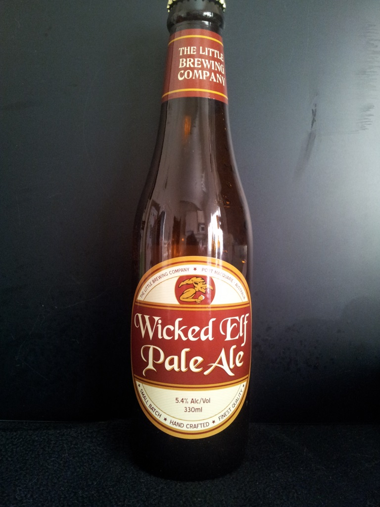 Wicked Elf Pale Ale