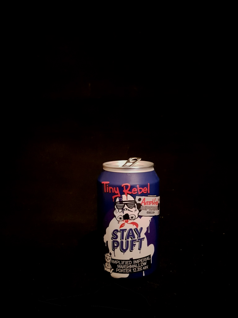 Amplified Stay Puft imperial Marshmallow Porter